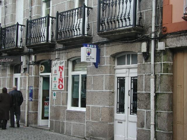 Aparece un premio de segunda categoría del El Euromillones validado en Ponteareas