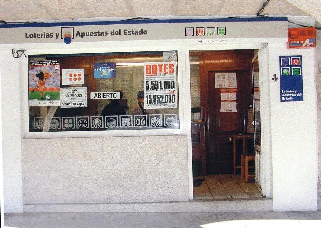 La Bonoloto deja mas de 73.000 euros en Tui (Pontevedra)