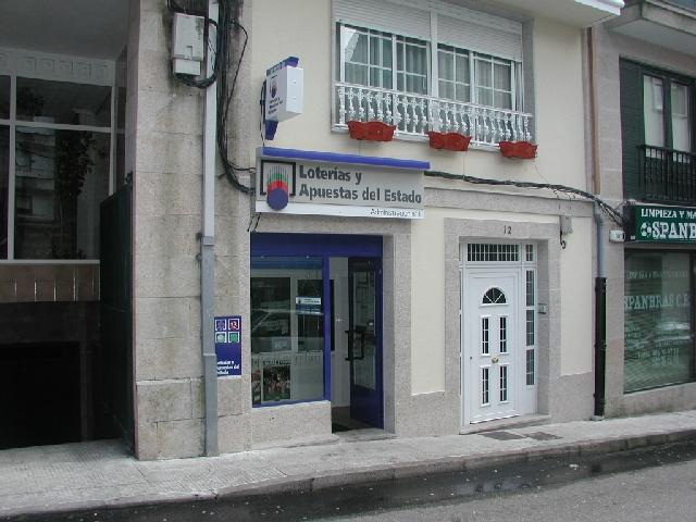 El Gordo de la Primitiva de este Domingo reparte 184.000 euros en Ponte Caldelas