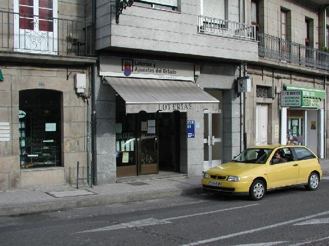 La Bonoloto. El segundo premio deja  52.000 euros en Redondela
