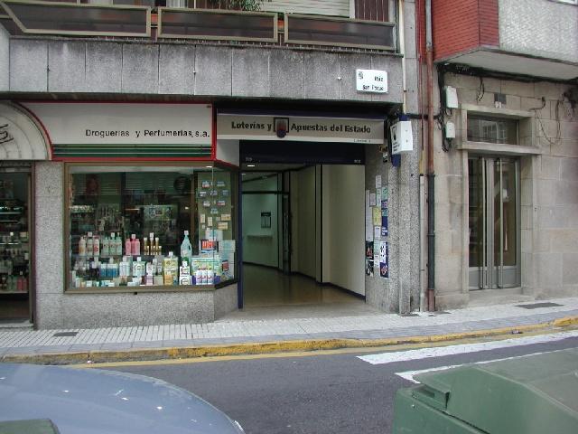 Un premio de casi 299.000 euros viaja al municipio de Vilagarcía De Arousa