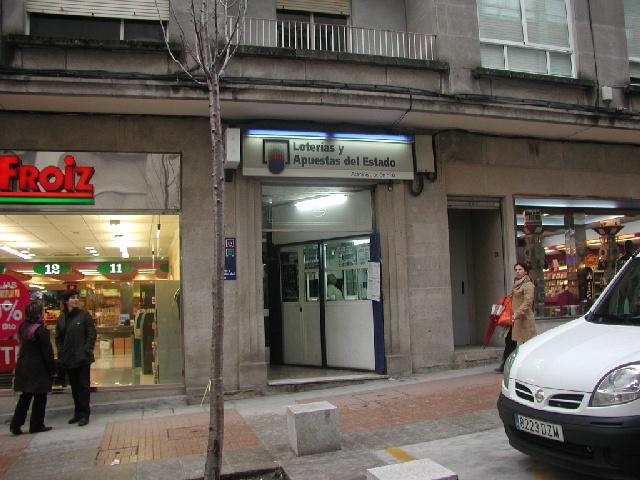 La Bonoloto toca en Pontevedra