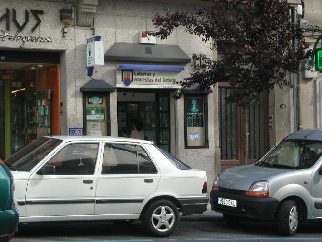 La localidad de Vigo ha sigo agraciada con el segundo premio de La Bonoloto.