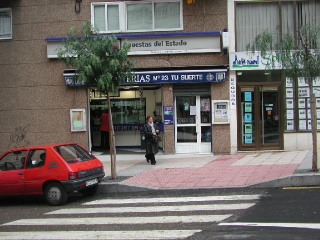 El sorteo de  La Bonoloto deja en Vigo un segundo premio dotado con 58.000 euros