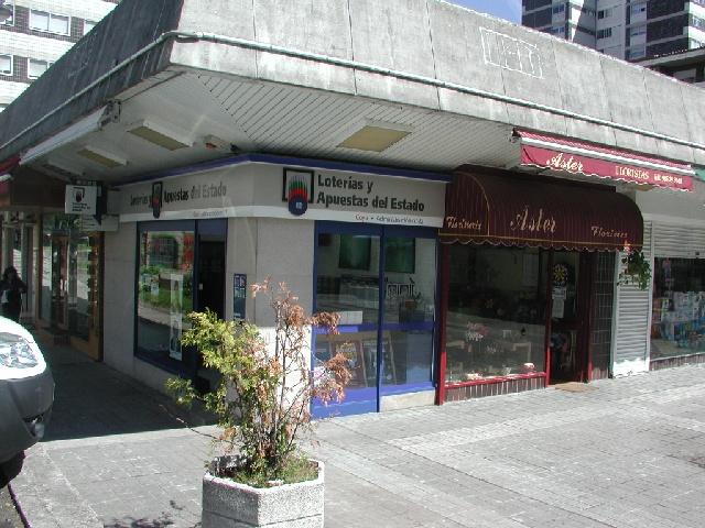 El primer premio de   La Bonoloto cae en Vigo