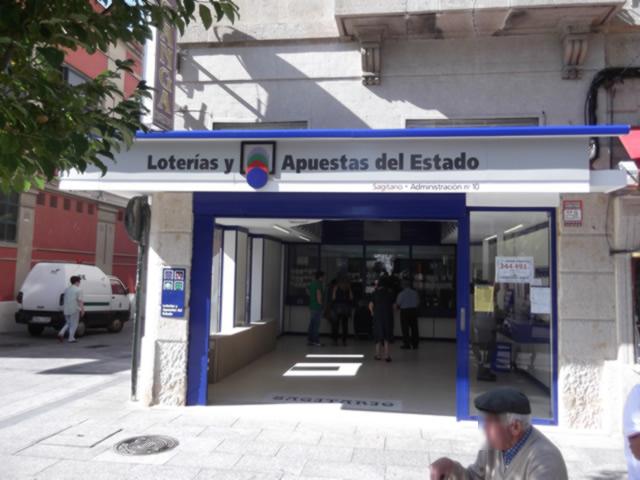 Vendido en Vigo el segundo premio de La Bonoloto, dotado con 83.000 euros