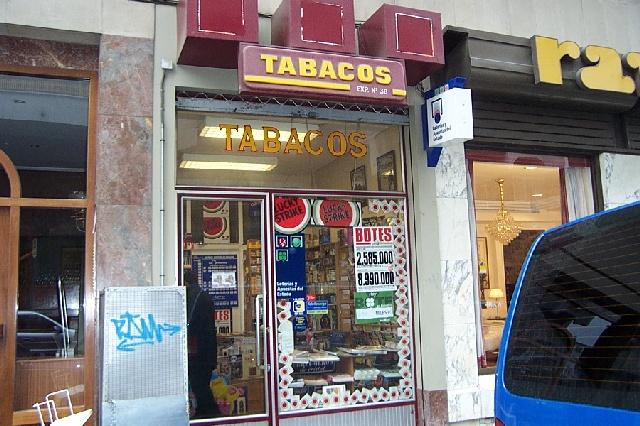 Los residentes en Vitoria-gasteiz agraciados con el segundo premio de  La Bonoloto