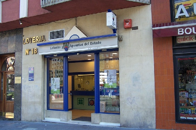 El segundo premio de   La Bonoloto cae en Vitoria-gasteiz