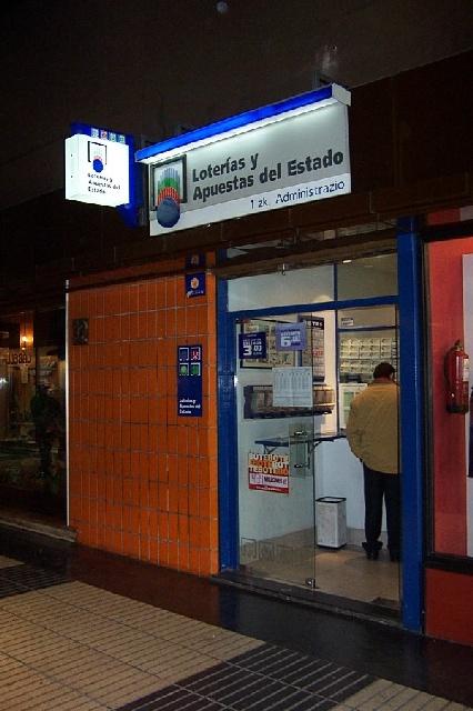 Un boleto de El Euromillones sellado en Vitoria-gasteiz ha obtenido un premio de 152.000 euros