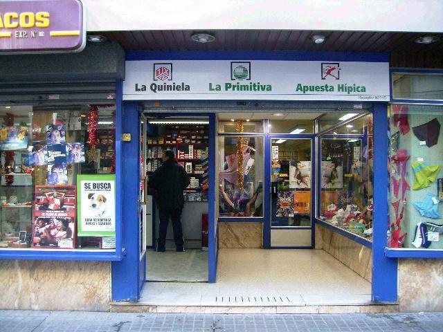 En Zaragoza están de enhorabuena con el primer premio de La Bonoloto