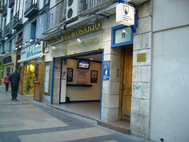 El sorteo de  La Bonoloto deja en Zaragoza un segundo premio dotado con 26.000 euros