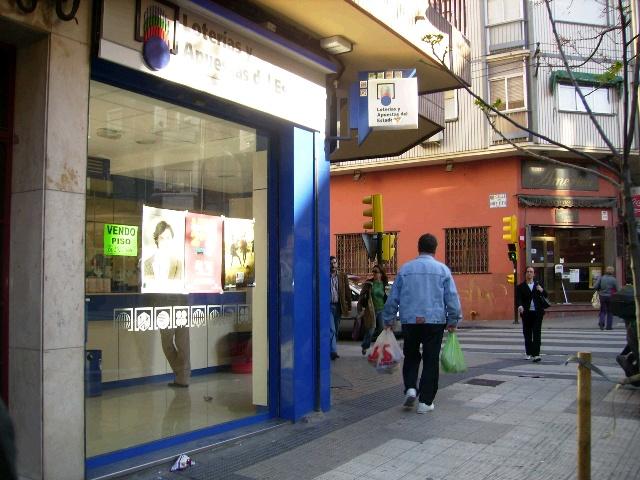 En Zaragoza están de enhorabuena con el segundo premio de La Bonoloto