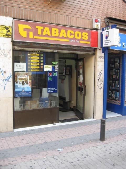 Un acertante gana en Madrid  69.000 euros en La Bonoloto
