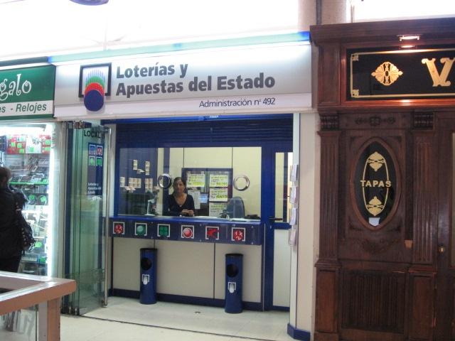 Un boleto de La Bonoloto sellado en Madrid ha obtenido un premio de 188.000 euros