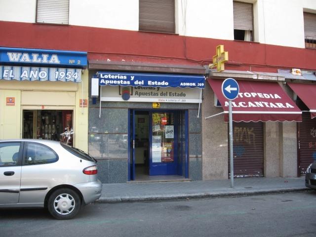 La Bonoloto. El segundo premio deja  92.000 euros en Madrid