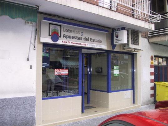 El segundo premio de   La Bonoloto cae en Madrid