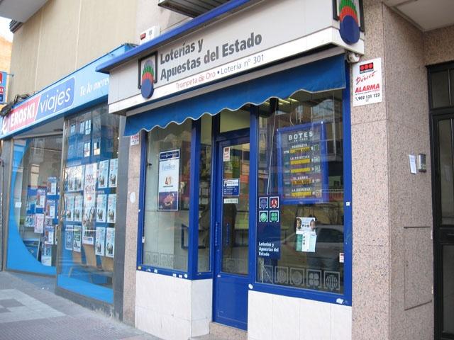 Madrid reparte 46.000 euros del segundo premio de La Bonoloto