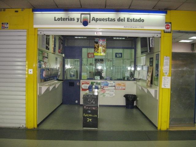 La Bonoloto. El segundo premio deja  53.000 euros en Madrid