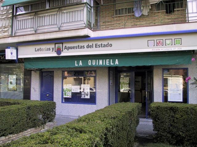 La Bonoloto deja un premio de segunda categoría de 33.000 euros en Madrid