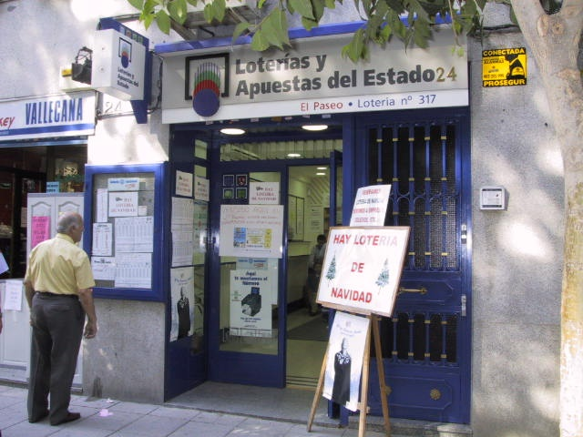 Los 9.697.000 euros del primer premio de El Gordo de la Primitiva tocan en Madrid