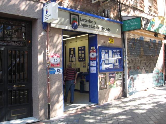 La Bonoloto toca en Madrid
