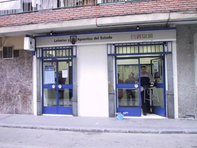 La Bonoloto de este Jueves reparte 37.000 euros en Madrid