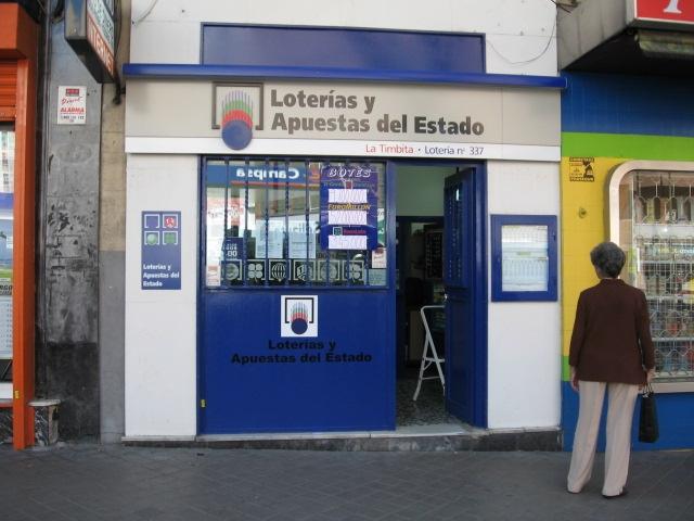 Un acertante de La Bonoloto gana en Madrid 38.000 euros