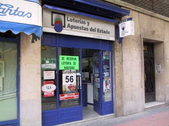 El segundo premio de La Bonoloto toca en Madrid