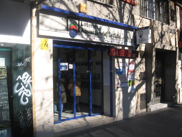 Aparece un premio de segunda categoría del La Bonoloto validado en Madrid
