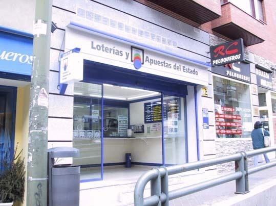 Madrid agraciada con 50.000 euros de La Bonoloto