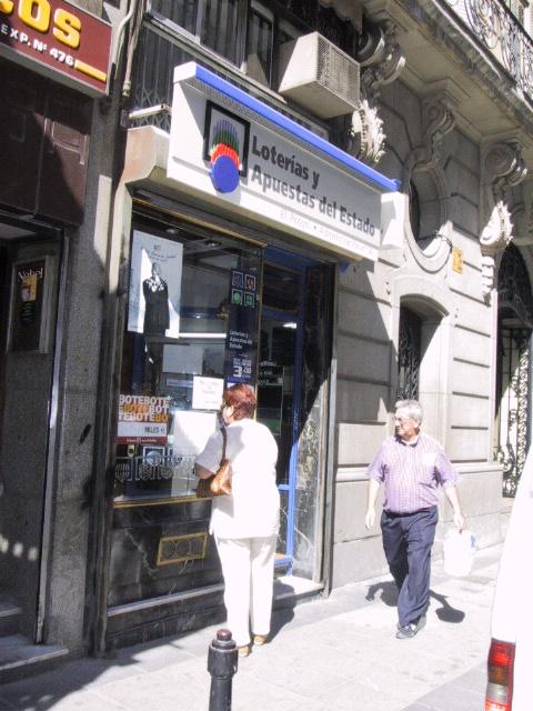 El Gordo de la Primitiva deja en Madrid un premio de segunda categoría dotado con 150.000 euros