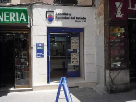 La Bonoloto deja en Madrid 913.000 euros