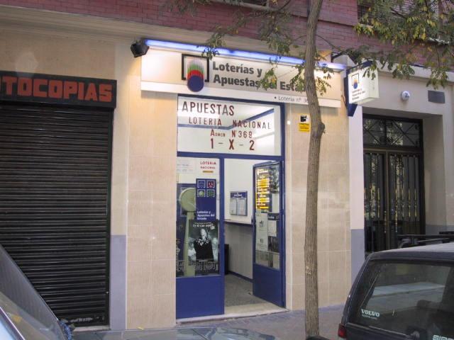 La Primitiva deja un buen pellizco en Madrid