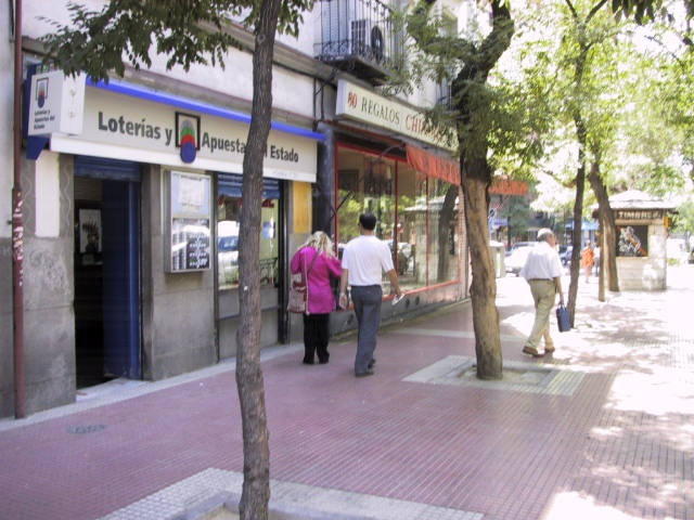 Vendido en Madrid el segundo premio de La Bonoloto, dotado con 85.000 euros
