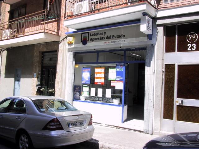 La Bonoloto de este Sábado reparte 38.000 euros en Madrid