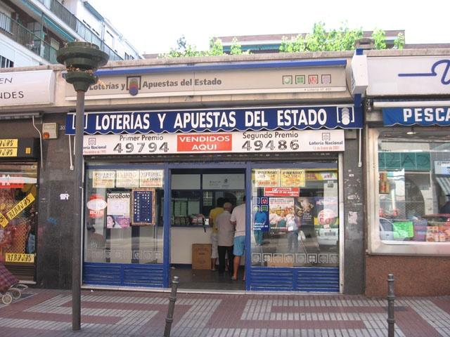 Un acertante gana en Madrid  1.436.000 euros en La Primitiva