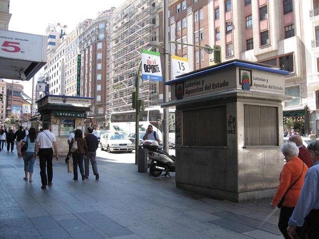 La Bonoloto deja un premio de segunda categoría en la localidad de Madrid