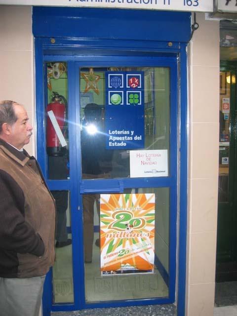 El segundo premio de La Bonoloto se ha vendido en Madrid
