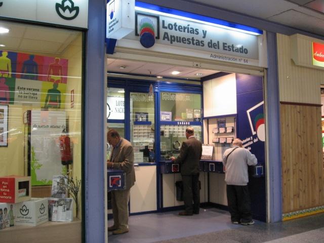 El segundo premio de La Bonoloto deja 77.000 euros en Madrid