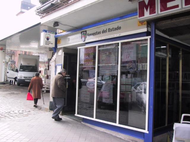 El Euromillones deja un acertante de segunda categoría en Madrid este Martes