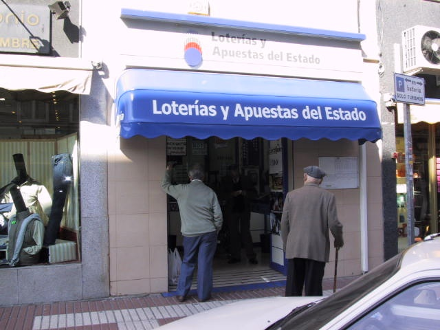 Madrid reparte 255.000 euros del primer premio de La Bonoloto