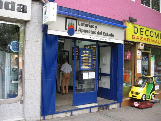 El sorteo de  La Bonoloto deja en Madrid un segundo premio dotado con 105.000 euros