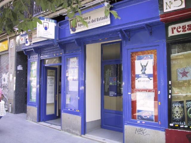 Un boleto de La Bonoloto sellado en Madrid ha obtenido un premio de 89.000 euros