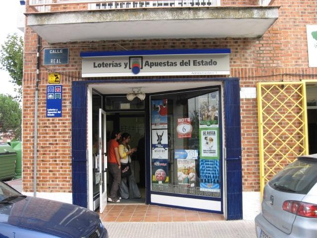 Los residentes en Villanueva Del Pardillo agraciados en La Bonoloto al caer el segundo premio en Villanueva Del Pardillo