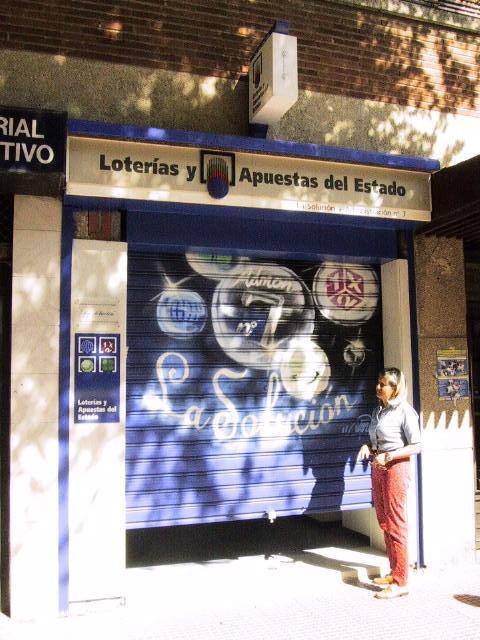 Alcalá De Henares agraciada con el primer premio de La Bonoloto