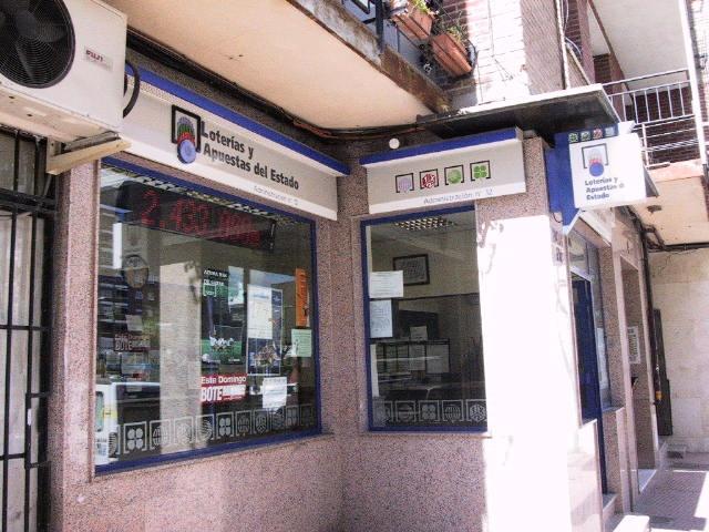 El primer premio de La Bonoloto se ha vendido en Alcalá De Henares