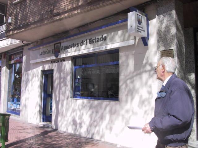 Un boleto de La Bonoloto sellado en Alcalá De Henares ha obtenido un premio de 20.000 euros