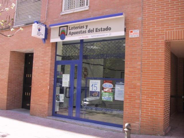 Vendido en Móstoles el segundo premio de La Bonoloto, dotado con 50.000 euros