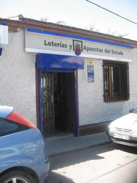 Aterriza en la localidad de Mejorada Del Campo el segundo premio de El Euromillones.