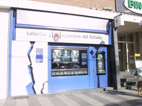 Un acertante de La Bonoloto gana en Torrejón De Ardoz 80.000 euros